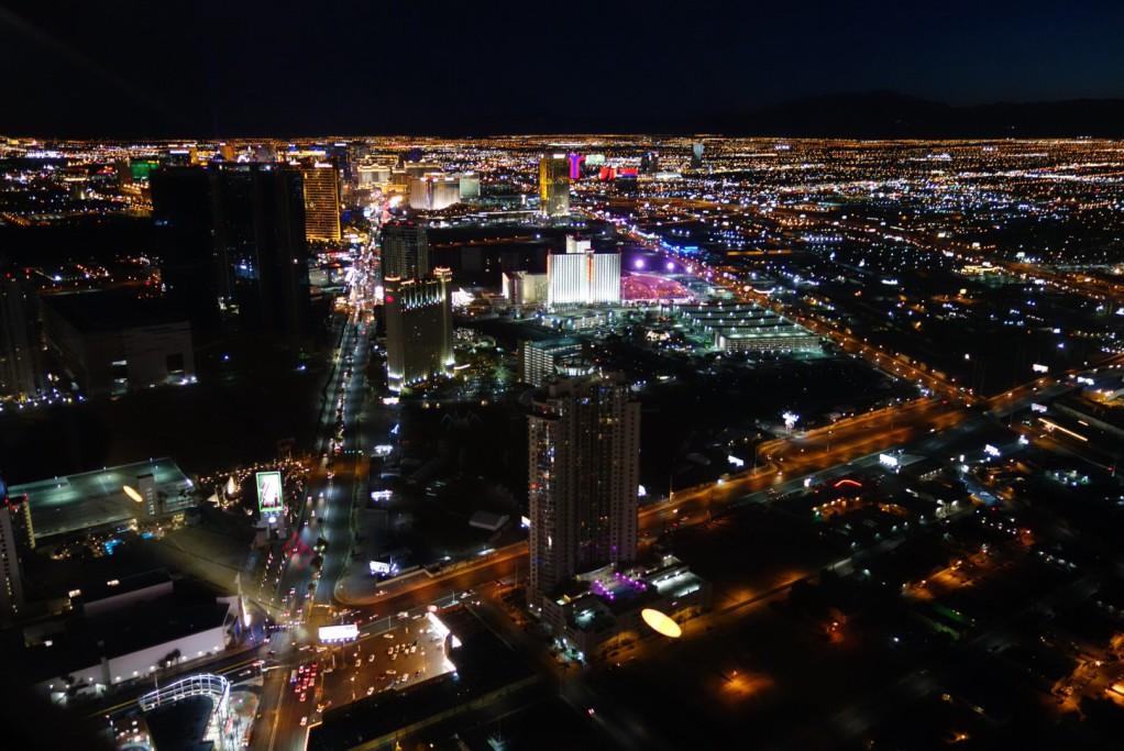 Výhled z našeho hotelu