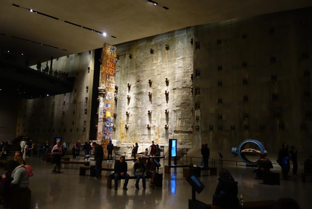Torzo stěn proti prosakování Hudsonu