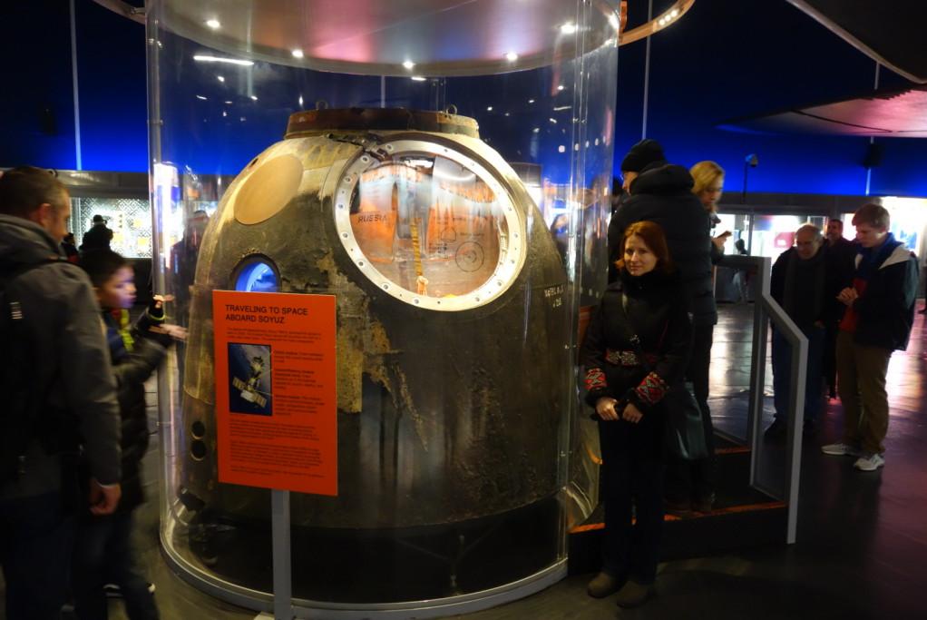 Návratový modul Sojuz